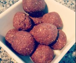 Raw Cacao Balls by Domestic Thermominx