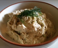 Deliciously Easy Tuna Dip
