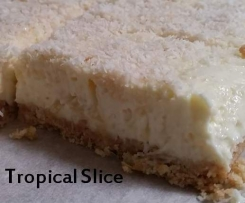 Tropical Slice