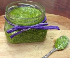 Basil & Kale Pesto