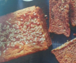 Diabetic Friendly Banana and Fig Bread