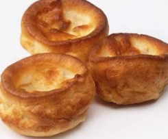 Yorkshire Puddings - Authentic