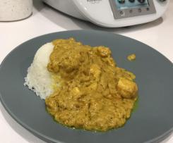 Quick Satay Chicken