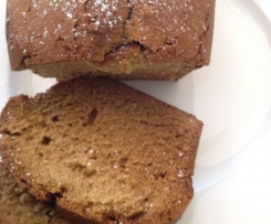 Light Ginger Cake
