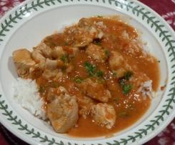 Chicken Étouffée