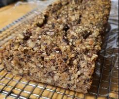 Multi-seed Gluten Free Bread