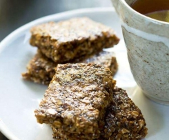 Crunchy muesli bars