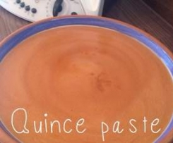 Thermonat's Quince Paste