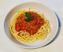 FODMAP Friendly Lentil Bolognaise