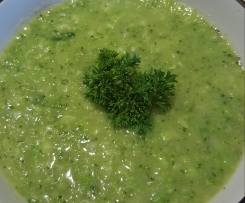 Shellbell's Green Soup