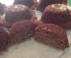 Paleo Date and Orange Muffins