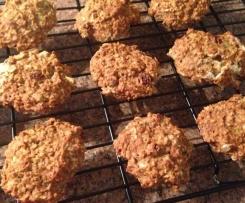 Toddler - Apple & Sultana Cookies
