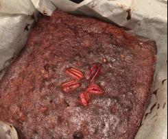 LCHF Brownies with pecans