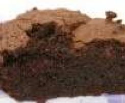 Clone of Low FODMAP Gluten Free Gooey Chocolate Cake (Gluten Free, Dairy Free, Low Fodmaps Gooey Carob Cake)