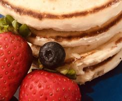 Drop scones (Scottish pancakes)