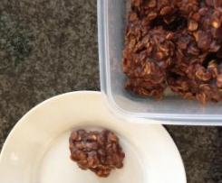 Low-GI Choc-nut Melts