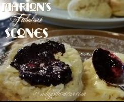 Marion's Fabulous Scones