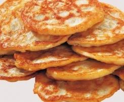2-Ingredient Pancakes (Paleo, dairy-free, nut-free, grain-free, gluten-free)