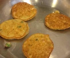 Buckwheat Fritters