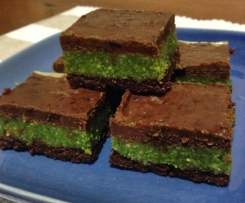 Raw Mint Slice