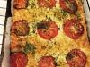 Zucchini Pasta slice