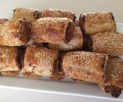 Sally's Vegetarian Sausage Rolls (Tastes Like Meat)
