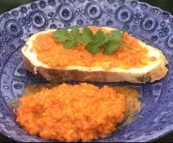Carrot Caviar