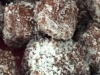 choc chip coconut balls - no baking required
