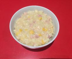 Chicken & Sweetcorn Risotto