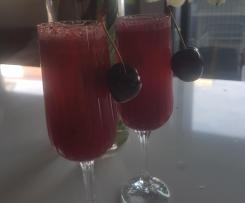 Cherry Bellini