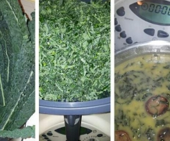 Caldo Verde - Portuguese Green Broth ( adapted from Portuguese EDC )
