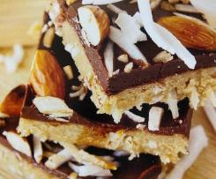 Cacao Protein Slice