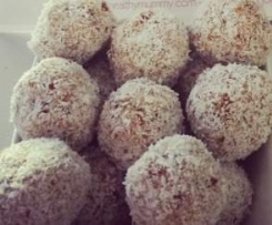 Banana & Oat Bliss Balls