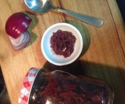 Savoury Onion and Red Wine Jam