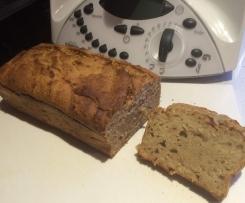 Banana, date and fig loaf - sugar & dairy free