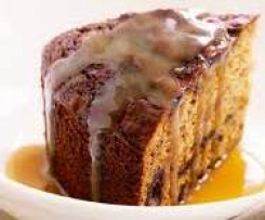 CHOCOLATE STICKY DATE PUDDING
