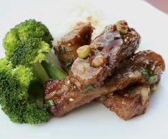 Sensational Braised Pork Ribs Using Thermomix