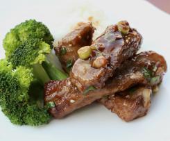 Sensational Braised Pork Ribs Using Thermomix