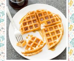 Overnight waffles/pancakes (American style)