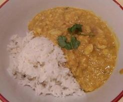 Korma Fish Curry
