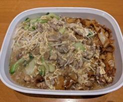 Wat Tan Hor (Rice Noodles in Egg Gravy)