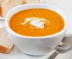 FODMAP Pumpkin & Sweet Potato Soup