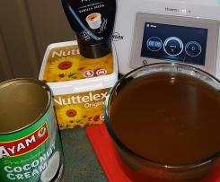 Dairy-free Salted Caramel Sauce