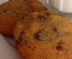 """Mrs Fields wanna be"" Choc Chip cookies"