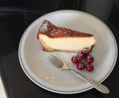 Best Baked Ricotta Cheese Cake