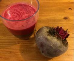 Beetroot Juice - great for Pre & Post Training