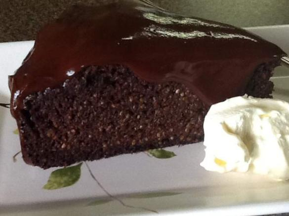 Chocolate Cake Recipe Sinhala Pdf: Chia Chocolate Cake By Susieq. A Thermomix ® Recipe In The