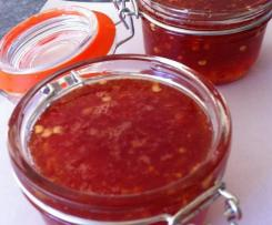 Super Hot Chilli Jam