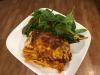 Vegetarian Lasagne (Gluten free Dairy free option)