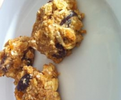 Healthy Muesli Cookies